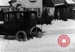 Image of Snowball fight Michigan United States USA, 1917, second 14 stock footage video 65675031029
