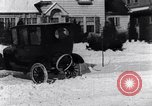 Image of Snowball fight Michigan United States USA, 1917, second 15 stock footage video 65675031029