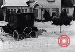 Image of Snowball fight Michigan United States USA, 1917, second 16 stock footage video 65675031029