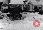Image of Snowball fight Michigan United States USA, 1917, second 18 stock footage video 65675031029