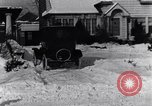 Image of Snowball fight Michigan United States USA, 1917, second 19 stock footage video 65675031029