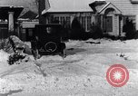 Image of Snowball fight Michigan United States USA, 1917, second 21 stock footage video 65675031029