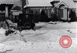 Image of Snowball fight Michigan United States USA, 1917, second 22 stock footage video 65675031029