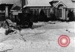 Image of Snowball fight Michigan United States USA, 1917, second 23 stock footage video 65675031029