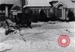 Image of Snowball fight Michigan United States USA, 1917, second 24 stock footage video 65675031029