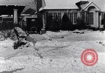 Image of Snowball fight Michigan United States USA, 1917, second 27 stock footage video 65675031029