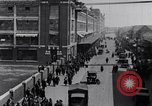 Image of Highland Park Ford plant Highland Park Michigan USA, 1917, second 31 stock footage video 65675031031