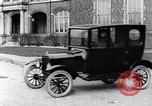 Image of Various Ford Model-T cars United States USA, 1917, second 6 stock footage video 65675031032