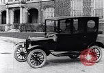 Image of Various Ford Model-T cars United States USA, 1917, second 7 stock footage video 65675031032