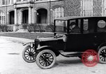 Image of Various Ford Model-T cars United States USA, 1917, second 8 stock footage video 65675031032