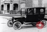 Image of Various Ford Model-T cars United States USA, 1917, second 9 stock footage video 65675031032