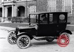 Image of Various Ford Model-T cars United States USA, 1917, second 10 stock footage video 65675031032