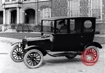 Image of Various Ford Model-T cars United States USA, 1917, second 11 stock footage video 65675031032