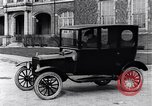 Image of Various Ford Model-T cars United States USA, 1917, second 12 stock footage video 65675031032
