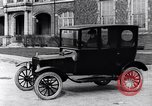 Image of Various Ford Model-T cars United States USA, 1917, second 13 stock footage video 65675031032