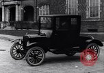 Image of Various Ford Model-T cars United States USA, 1917, second 18 stock footage video 65675031032