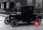 Image of Various Ford Model-T cars United States USA, 1917, second 20 stock footage video 65675031032