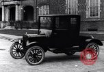 Image of Various Ford Model-T cars United States USA, 1917, second 21 stock footage video 65675031032