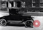 Image of Various Ford Model-T cars United States USA, 1917, second 25 stock footage video 65675031032