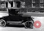 Image of Various Ford Model-T cars United States USA, 1917, second 27 stock footage video 65675031032