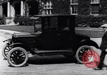Image of Various Ford Model-T cars United States USA, 1917, second 29 stock footage video 65675031032