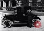 Image of Various Ford Model-T cars United States USA, 1917, second 31 stock footage video 65675031032