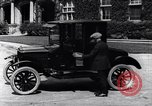 Image of Various Ford Model-T cars United States USA, 1917, second 32 stock footage video 65675031032