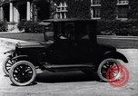 Image of Various Ford Model-T cars United States USA, 1917, second 46 stock footage video 65675031032