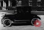 Image of Various Ford Model-T cars United States USA, 1917, second 47 stock footage video 65675031032