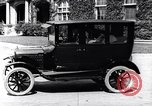 Image of Various Ford Model-T cars United States USA, 1917, second 50 stock footage video 65675031032