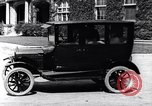 Image of Various Ford Model-T cars United States USA, 1917, second 51 stock footage video 65675031032