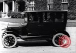 Image of Various Ford Model-T cars United States USA, 1917, second 52 stock footage video 65675031032