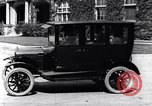 Image of Various Ford Model-T cars United States USA, 1917, second 54 stock footage video 65675031032