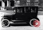 Image of Various Ford Model-T cars United States USA, 1917, second 55 stock footage video 65675031032