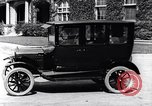 Image of Various Ford Model-T cars United States USA, 1917, second 56 stock footage video 65675031032