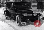 Image of Ford Model-T sedan Michigan United States USA, 1925, second 10 stock footage video 65675031034
