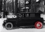 Image of Ford Model-T sedan Michigan United States USA, 1925, second 12 stock footage video 65675031034