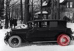 Image of Ford Model-T sedan Michigan United States USA, 1925, second 14 stock footage video 65675031034