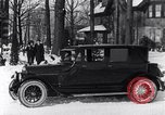 Image of Ford Model-T sedan Michigan United States USA, 1925, second 15 stock footage video 65675031034
