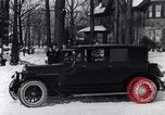 Image of Ford Model-T sedan Michigan United States USA, 1925, second 18 stock footage video 65675031034