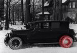 Image of Ford Model-T sedan Michigan United States USA, 1925, second 19 stock footage video 65675031034