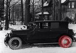 Image of Ford Model-T sedan Michigan United States USA, 1925, second 20 stock footage video 65675031034