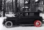 Image of Ford Model-T sedan Michigan United States USA, 1925, second 21 stock footage video 65675031034