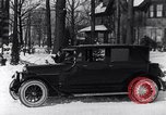 Image of Ford Model-T sedan Michigan United States USA, 1925, second 22 stock footage video 65675031034