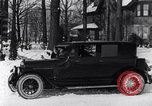 Image of Ford Model-T sedan Michigan United States USA, 1925, second 23 stock footage video 65675031034