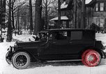 Image of Ford Model-T sedan Michigan United States USA, 1925, second 24 stock footage video 65675031034
