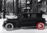 Image of Ford Model-T sedan Michigan United States USA, 1925, second 25 stock footage video 65675031034