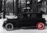 Image of Ford Model-T sedan Michigan United States USA, 1925, second 27 stock footage video 65675031034