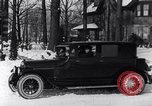 Image of Ford Model-T sedan Michigan United States USA, 1925, second 30 stock footage video 65675031034