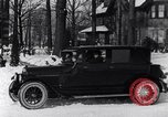 Image of Ford Model-T sedan Michigan United States USA, 1925, second 31 stock footage video 65675031034